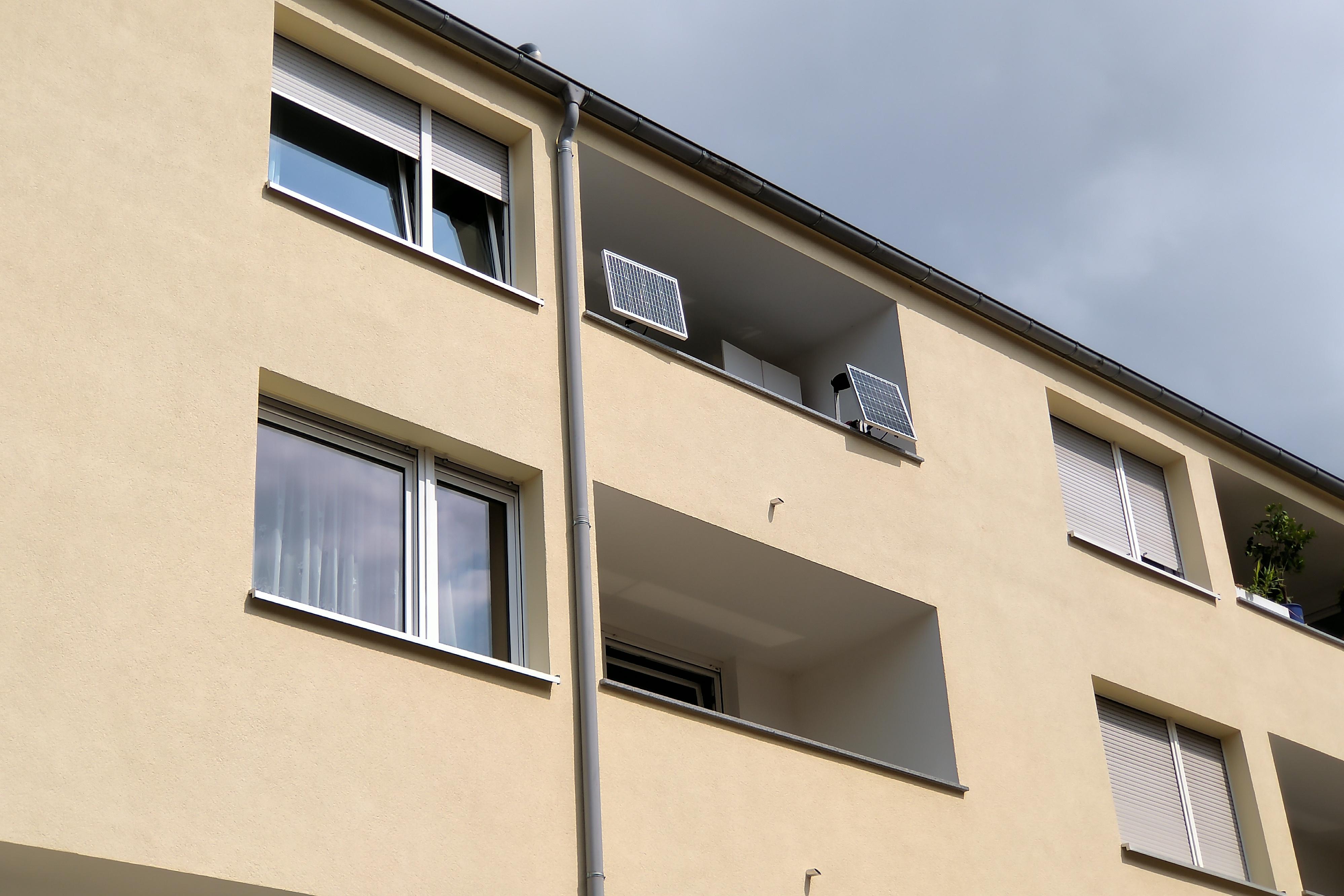 Wohnbebauung in der Nordstadt von Pforzheim © Jörg Sutter