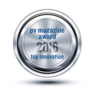 """pv magazine: DGS AG PVplug wird mit pv magazine award """"top innovation"""" ausgezeichnet"""