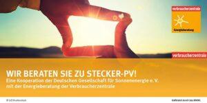 Beratung zu Stecker-PV bei der VBZ NRW